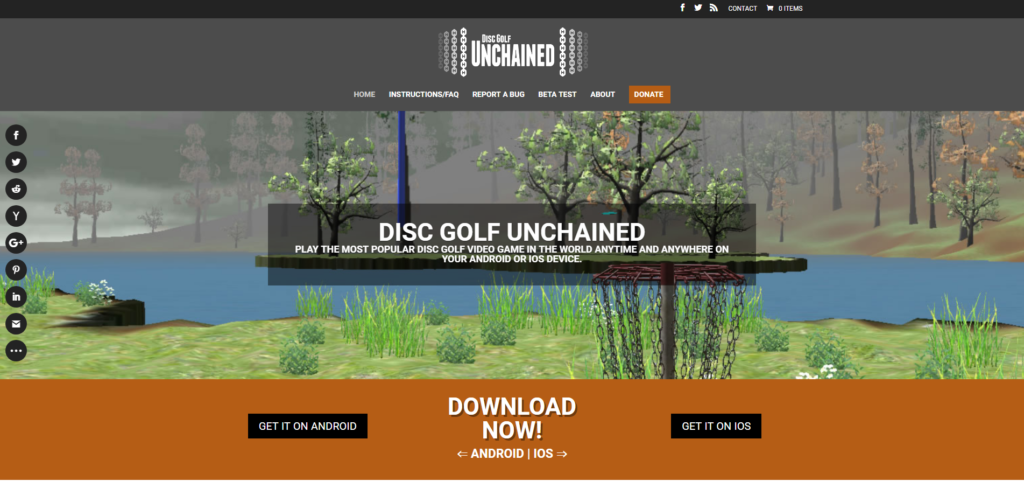 Disc-Golf-Unchained
